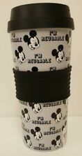 Disney Mickey Mouse 'I'm Reusable' Thermal Travel Mug Tea Coffee Primark