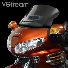 """National Cycle VStream Clear Tall Vented Windshield 22"""" Honda GL1800 2001-2017"""