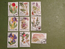 Butterflies Used Postage European Stamps