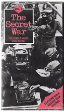 Public Media Video, The Secret War, Vol. 3, The Deadly Waves, Codes NEW VHS