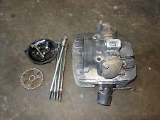 1995 Yamaha Big Bear 350 Cylinder Jug Head Cam Rocker Valves Studs