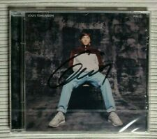 HAND SIGNED LOUIS TOMLINSON WALLS CD AUTOGRAPHED ONE DIRECTION 1D UK EXCLUSIVE