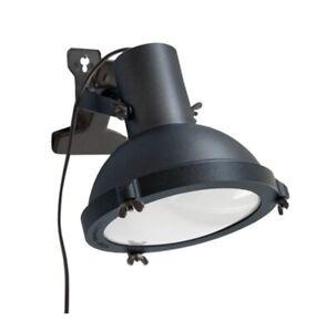Nemo Le Corbusier Projecteur 165 Task Lamp Pincer Clip-on Clamp