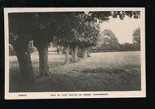 Gloucestershire Glos TEWKESBURY Battle of Roses site c1920/30s? RP PPC Kingsway