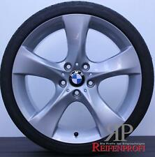 """Original 19"""" BMW 3er Serie 8Jx19ET37 & 9Jx19ET39 Ruedas de Verano 225+255 S-C"""