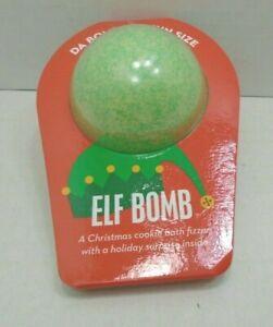 Da Bomb Bath Fun Size Fizzers Elf  Set Of 2