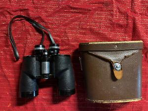 Vintage Swift Skipper 7x50 Binoculars Model 789 with Case But No Lens Caps