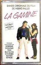 La Gamine - BOF (Johnny Hallyday/Scorpions/Texas ...) - Cassette Audio / K7