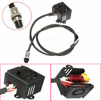 0.4mm Nozzle MK8 Extruder Hot End Kit For Creality CR-10 S4 S5 CR-10S 3D Printer