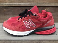 new arrival 7f01c df19c New Balance Athletic Shoes New Balance 990 Red for Men for ...