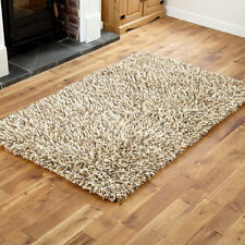 Living Room Rectangle Hand-Knotted Rugs