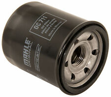 Engine Oil Filter fits 1988-2009 Subaru Forester Justy Baja  MAHLE ORIGINAL