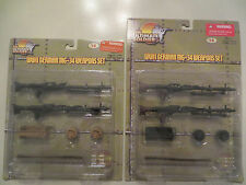 THE ULTIMATE SOLDIER 2 - WWII GERMAN MG-34 WEAPONS SETS 1/6 SCALE NEW