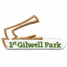 1ST GILWELL PARK BADGE SCOUTS OFFICIAL SCOUTS