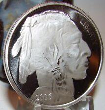 2016 American Indian Buffalo .999 Silver Bullion round - 1 oz NEW Coin