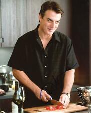 """Chris Noth """"Sex and the City"""" AUTOGRAPH Signed 8x10 Photo"""