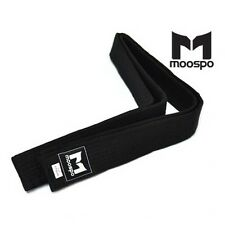 Moospo Black Belt Taekwondo Tkd Karate Judo Hapkido