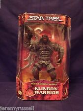 "1999 Star Trek Alien Combat Series Playmates Klingon Warrior 9"" Action Figure"