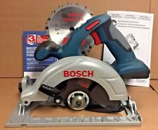 "Bosch 18V Li-Ion 6-1/2"" Circular Saw (BT) CCS180B Bare Tool - Brand New"