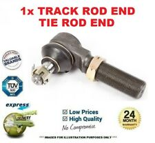 1x Right TRACK ROD END / TIE ROD END for SKODA SUPERB 2.0 TDI 2008-2015