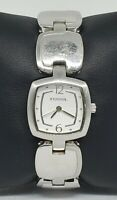 Fossil Women's Stainless Steel Silver Tone Analog Quartz Watch ES 2212 A6