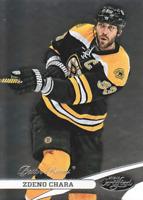 2012-13 Certified Hockey #69 Zdeno Chara Boston Bruins