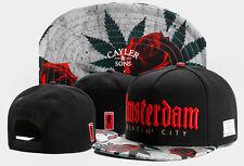 Hip Hop Men's CAYLER Sons Cap adjustable Baseball Snapback Street Black hat 5#