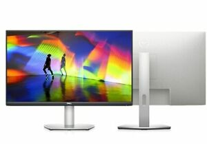 Dell 27 Monitor: S2721HS Full HD 1080p 75Hz AMD FreeSync HDMI