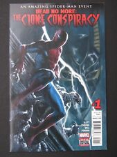 The Clone Conspiracy #1-#5 1st, 2nd, 3rd 2016 Lot of 9 NM High Grade Marvels