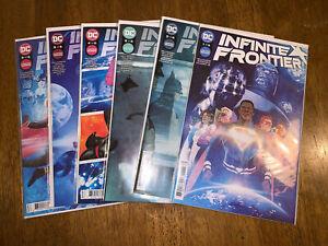 Infinite Frontier #1, 2, 3, 4, 5, 6 VF/NM - DC Comics