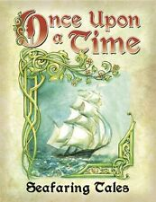 Once Upon a Time Card Game (3rd Edition) - Seafaring Tales expansion (New)