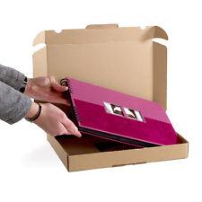 50 boîtes postales extra plates format 330x240x45 mm
