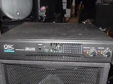 QSC RMX Series 2450 Power Amplifier