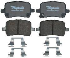 Auto Extra AXCD1028 Disc Brake Pads PG Plus Premium Ceramic Brake Pads