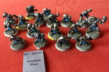 Games Workshop Bloodbowl Skaven Team 2nd Edition Metal Figures Well Painted GW