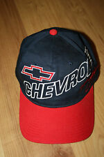 Vtg. Chevrolet Racing Chevy Race Day American Thunder Snapback Baseball Cap Hat