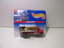 Hot Wheels Haulers Truck Die cast Metal & Plastic MISB MOC Mattel