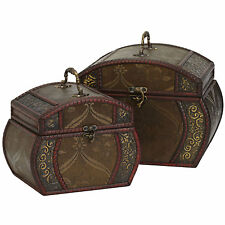 Household Accessories Decorative Chests Accent Pieces