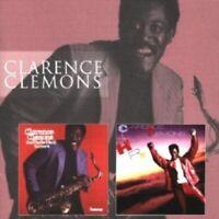 CLARENCE CLEMONS - RESCUE/HERO  CD 17 TRACKS INTERNATIONAL POP NEU