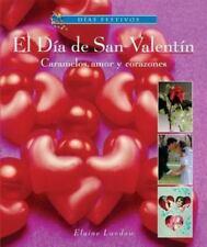 El Dia de San Valentin: Caramelos-ExLibrary