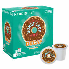 The Original Donut Shop, Decaf Medium Roast, Keurig K-Cups 180-Count