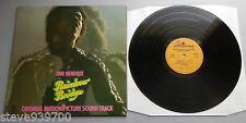 Jimi Hendrix - Rainbow Bridge UK 1971 Reprise 1st Press LP