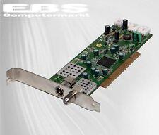 Medion PCI TV Karte Creatix CTX1910 v.3.2.1 P/N: 20039742 TV/DVB-T/DVB-S Neu