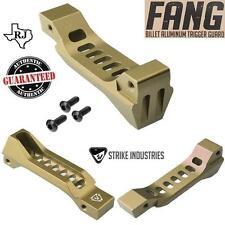 Strike Industries FANG Billet Aluminum Trigger Guard Skeletonized FDE 223/308