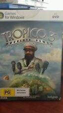 Tropico 3 Absolute Power (new and sealed)  PC GAME - FREE POST