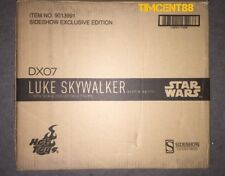 Hot Toys DX07 Star Wars Luke Skywalker Bespin Outfit Special Open New imperfect