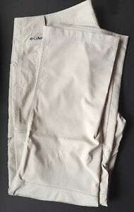 Columbia Sportswear | Silver Ridge Cargo Stretch Pants | Fossil | 34 x 30 | MINT