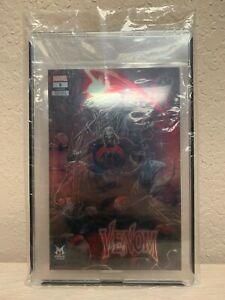 Marvel Venom #3 La Mole Exclusive 3rd Print Foil Cover Mexico 1st Knull Variant