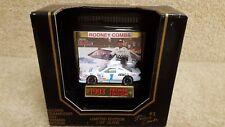 1993 Premier Racing Champions 1:64 NASCAR Rodney Combs JEBCO Clocks Thunderbird