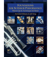 FOUNDATIONS FOR SUPERIOR PERFORMANCE - BASS CLARINET